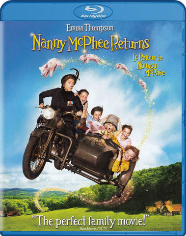 Nanny McPhee Returns (Bilingual) (Blu-ray) BLU-RAY Movie