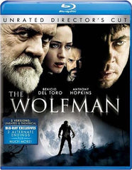 The Wolfman (Two-Disc Unrated Director's Cut) (Blu-ray)