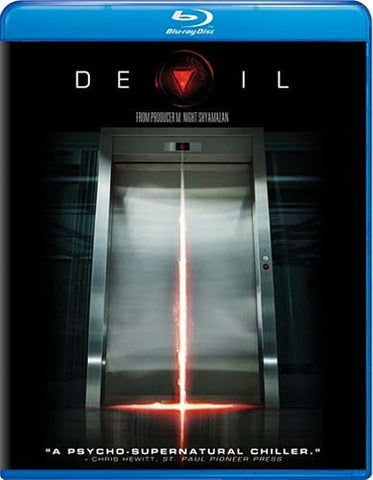 Devil (bilingual)(Blu-ray) BLU-RAY Movie