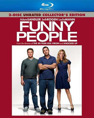 Funny People (Two-Disc Unrated Collector s Edition) (Bilingual) (Blu-ray)