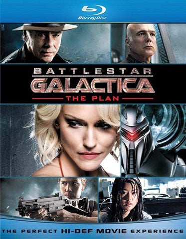 Battlestar Galactica: The Plan (Blu-ray) BLU-RAY Movie