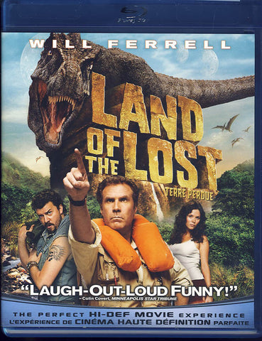 Land of the Lost (Terre Perdue) (Bilingual) (Blu-ray) BLU-RAY Movie