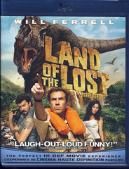 Land of the Lost (Terre Perdue) (Bilingual) (Blu-ray)