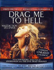 Drag Me to Hell (Unrated Director s Cut) (Bilingual) (Blu-ray)
