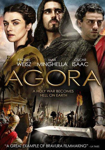 Agora DVD Movie