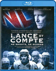 Lance et compte (He Shoots, He Scores) (Blu-ray)