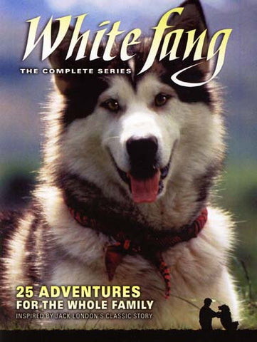 White Fang - The Complete Series (Boxset) DVD Movie