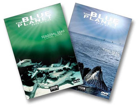 The Blue Planet: Seas of Life, Vols. 3 & 4 (2-Pack) (Boxset) DVD Movie
