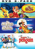 Secret of NIMH / All Dogs Go to Heaven / Pebble and the Penguin (Family Animated 3-Pack) (Boxset) DVD Movie
