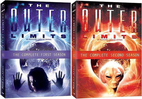 The Outer Limits - The Complete Season 1 and 2 (Boxset) (2-Pack) (Bilingual) DVD Movie