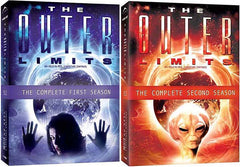 The Outer Limits - The Complete Season 1 and 2 (Boxset) (2-Pack) (Bilingual)