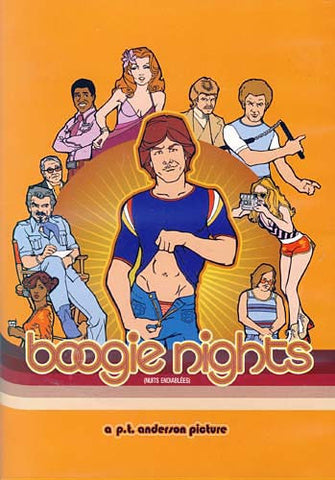 Boogie Nights (Single Disc) (Bilingual) DVD Movie