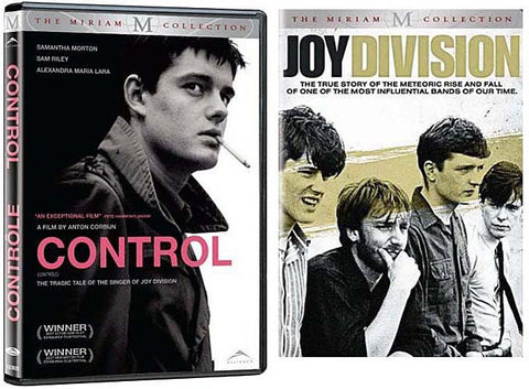Control / Joy Division (The Miriam Collection) (Boxset) DVD Movie