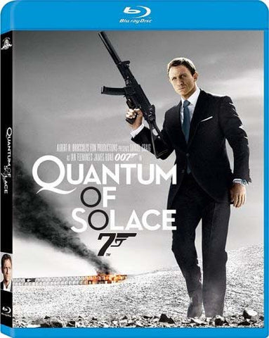 Quantum of Solace (Blu-ray) BLU-RAY Movie