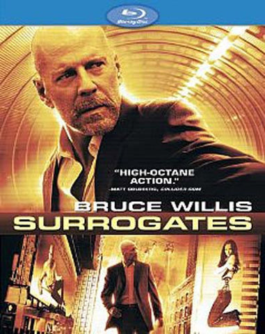 Surrogates (Blu-ray) BLU-RAY Movie