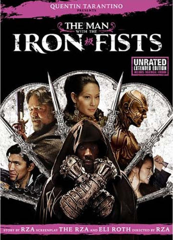 The Man with the Iron Fists (Unrated Extended Edition) DVD Movie