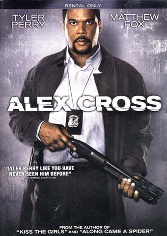 Alex Cross DVD Movie