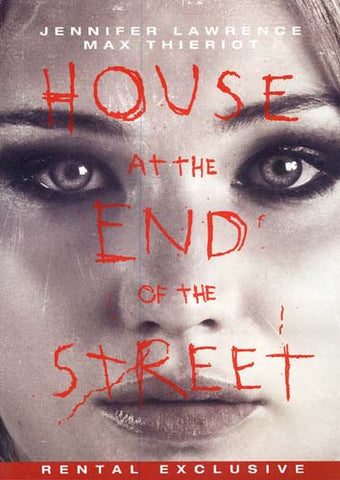 House at the End of the Street DVD Movie