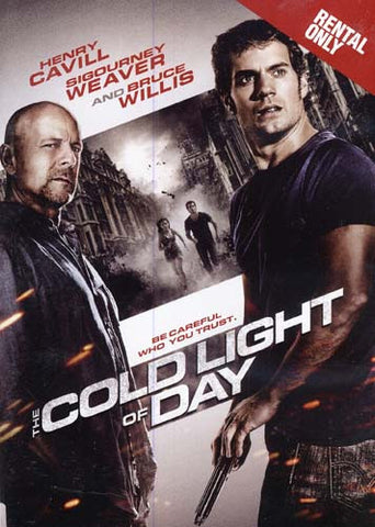 Cold Light of Day DVD Movie