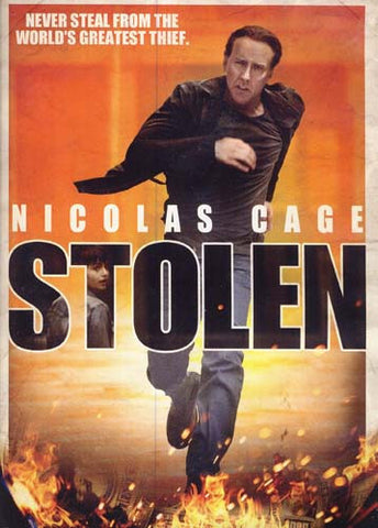 Stolen DVD Movie