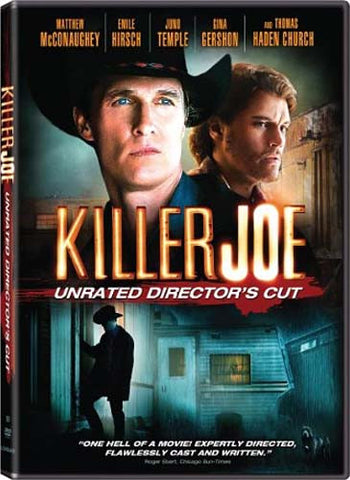 Killer Joe (Unrated Director's Cut) DVD Movie