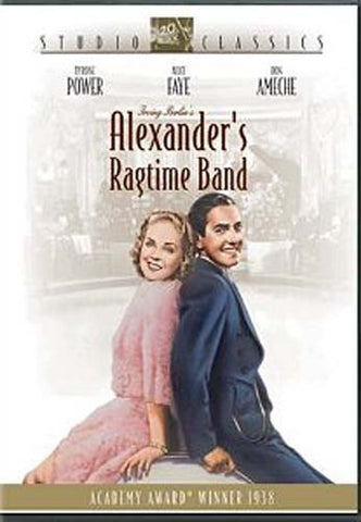 Alexander's Ragtime Band DVD Movie