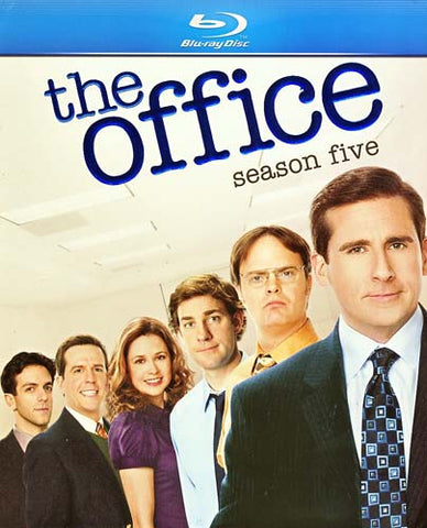 The Office - Season 5 (Blu-ray) (Boxset) BLU-RAY Movie