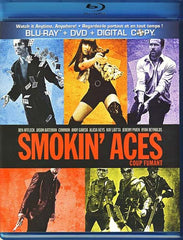 Smokin Aces (Blu-ray + DVD (Blu-ray) (Bilingual)