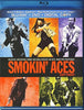 Smokin Aces (Blu-ray + DVD (Blu-ray) (Bilingual) BLU-RAY Movie