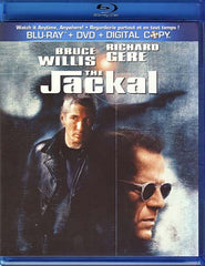 The Jackal (Bilingual) (Blu-ray + DVD) (Blu-ray)