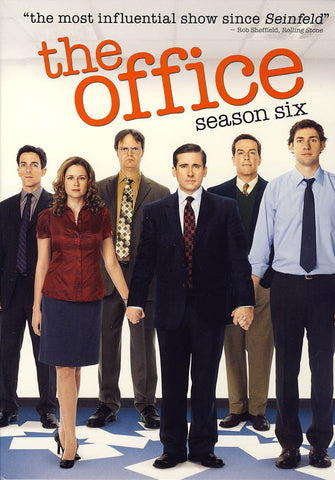 The Office - Season 6 (Keepcase) DVD Movie