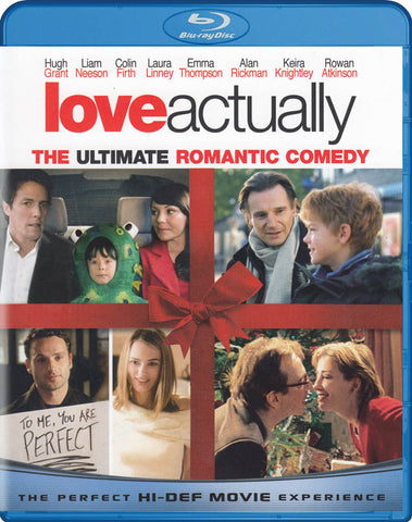 Love Actually (Blu-ray) BLU-RAY Movie
