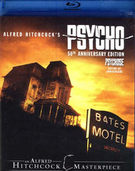 Psycho (50th Anniversary Edition) (Bilingual) (Blu-ray)