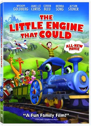 The Little Engine That Could DVD Movie