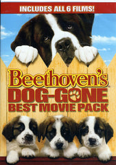 Beethoven s Dog-gone Best Movie Pack