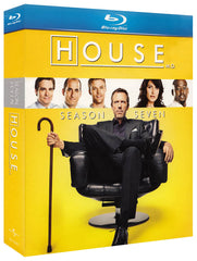 House, M.D. - Season 7 (Blu-ray) (Boxset)