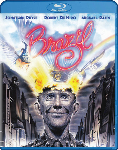 Brazil (Bilingual) (Blu-ray) BLU-RAY Movie