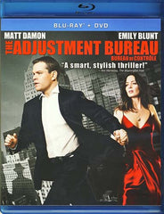 The Adjustment Bureau (Blu-ray)