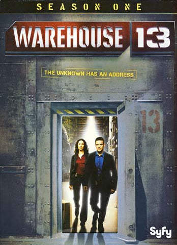 Warehouse 13 - Season 1 (Boxset) DVD Movie