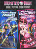 Monster High Double Feature - Friday Night Frights / Why Do Ghouls Fall in Love (Double Feature) DVD Movie