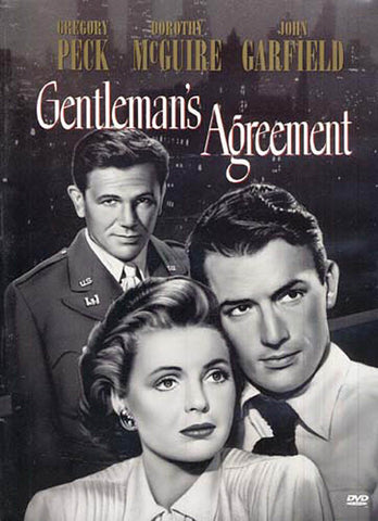 Gentleman's Agreement DVD Movie