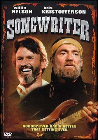 Songwriter (Kris Kristofferson) DVD Movie