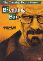 Breaking Bad: The Complete Fourth Season (Boxset)