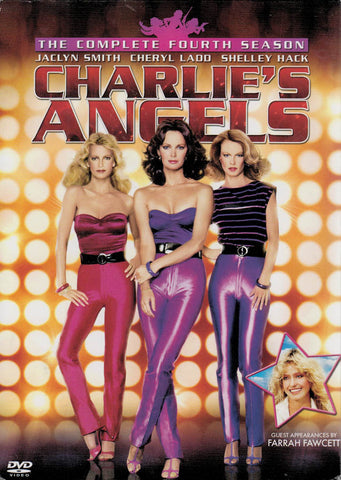 Charlie s Angels - The Complete Season 4 (Boxset) DVD Movie