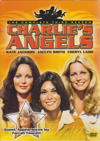 Charlie s Angels - The Complete Season 3 (Boxset) DVD Movie