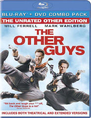 The Other Guys (Two-Disc Unrated Other Edition Blu-ray/DVD Combo) (Blu-ray)
