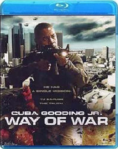 Way Of War (Blu-ray) BLU-RAY Movie