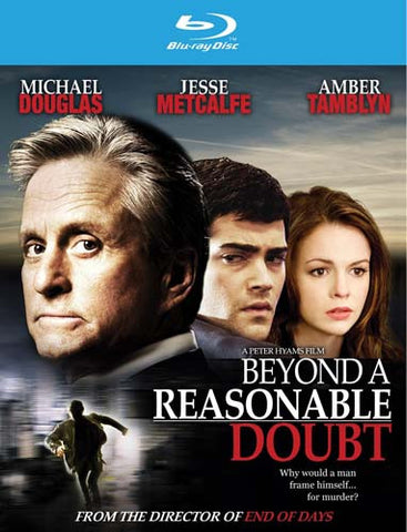 Beyond a Reasonable Doubt (Blu-ray) (VVS) BLU-RAY Movie