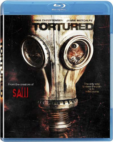 Tortured (Robert Lieberman) (Blu-ray) BLU-RAY Movie