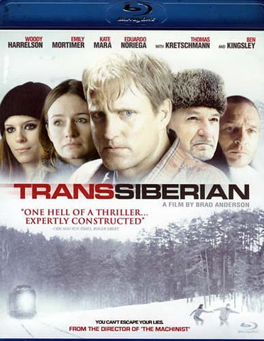 Transsiberian (Blu-ray) BLU-RAY Movie